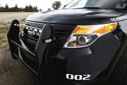 2010 Ford Police Interceptor Utility Vehicle 8