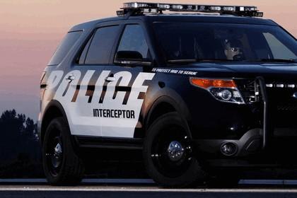 2010 Ford Police Interceptor Utility Vehicle 10