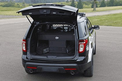 2010 Ford Police Interceptor Utility Vehicle 17