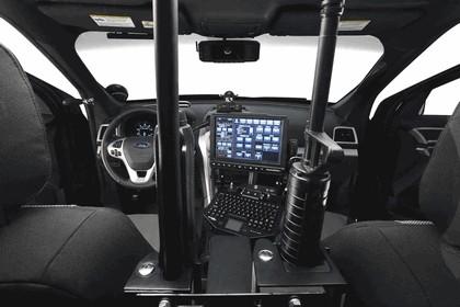 2010 Ford Police Interceptor Utility Vehicle 22