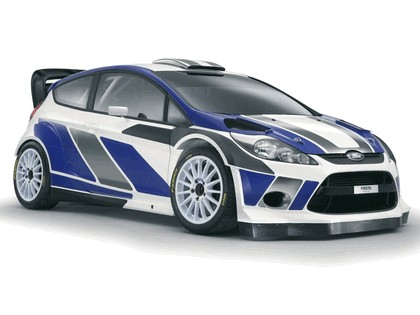 2011 Ford Fiesta RS WRC 1