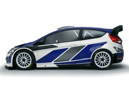 2011 Ford Fiesta RS WRC 4