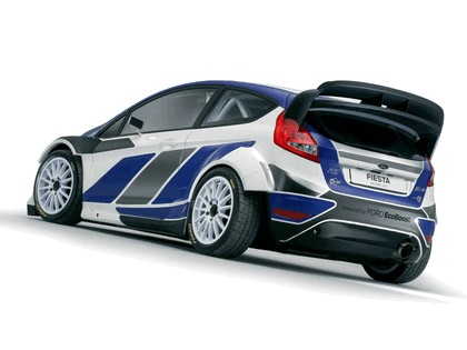 2011 Ford Fiesta RS WRC 6