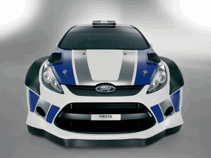 2011 Ford Fiesta RS WRC 8