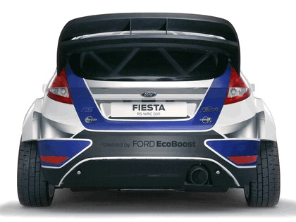 2011 Ford Fiesta RS WRC 10