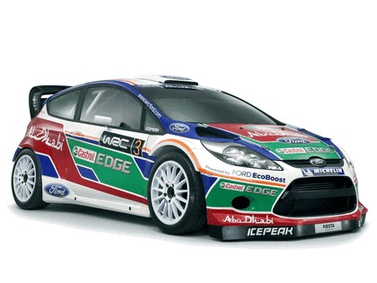 2011 Ford Fiesta RS WRC 14