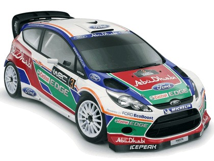 2011 Ford Fiesta RS WRC 15