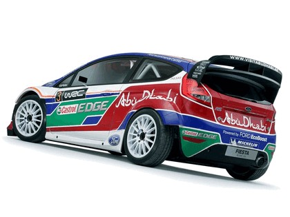 2011 Ford Fiesta RS WRC 16