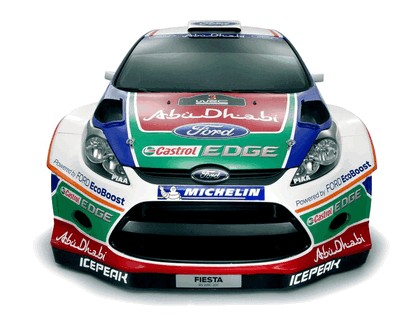 2011 Ford Fiesta RS WRC 17