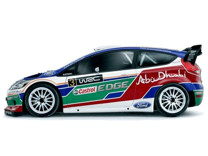 2011 Ford Fiesta RS WRC 18