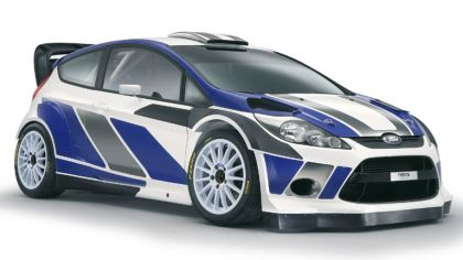 2011 Ford Fiesta RS WRC 5
