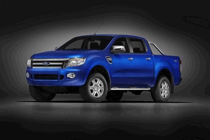 2011 Ford Ranger 1