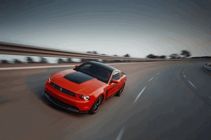 2012 Ford Mustang Boss 302 6
