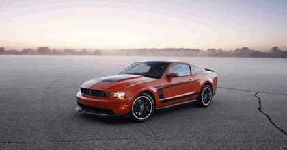 2012 Ford Mustang Boss 302 9