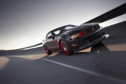 2012 Ford Mustang Boss 302 Laguna Seca 1