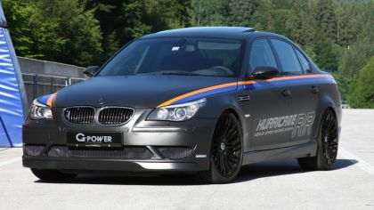 2010 G-Power Hurricane RR ( based on BMW M5 ) 5