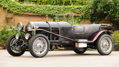 1921 Bentley 3 Litre Speed Tourer 3