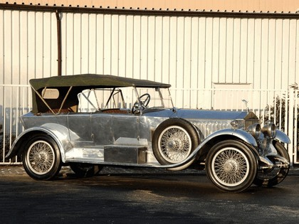 1926 Rolls-Royce Phantom 40-50 Open Tourer I 5