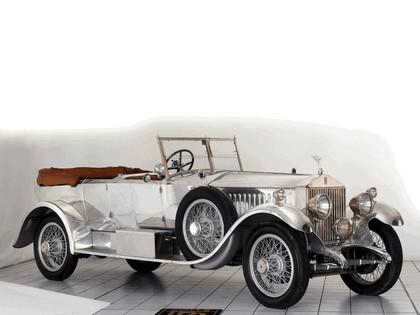 1926 Rolls-Royce Phantom 40-50 Open Tourer I 9