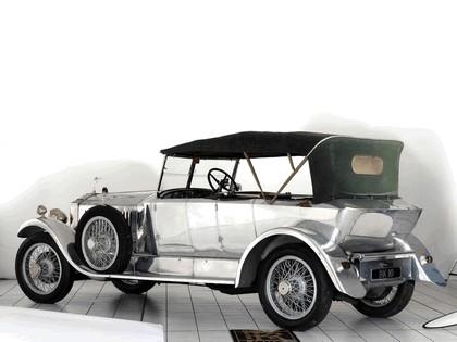 1926 Rolls-Royce Phantom 40-50 Open Tourer I 12