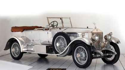 1926 Rolls-Royce Phantom 40-50 Open Tourer I 7