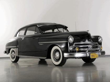 1950 Dodge Wayfarer 2-door sedan 1