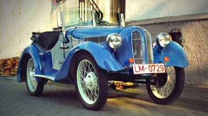 1929 BMW Dixi roadster 4