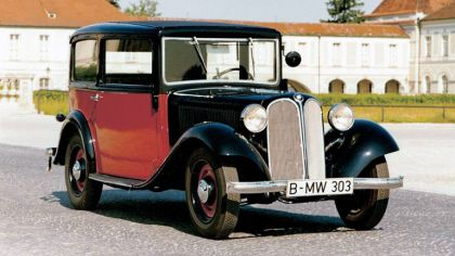 1933 BMW 303 8