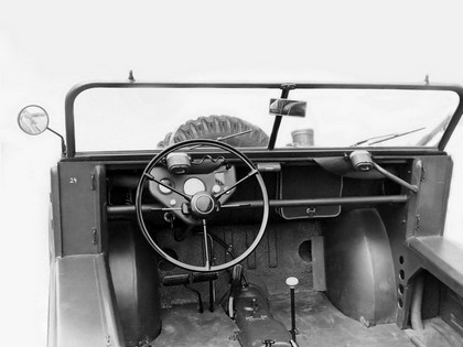 1954 Porsche 597 Jagdwagen 6