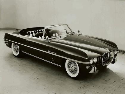1954 Dodge Firearrow convertible concept 1