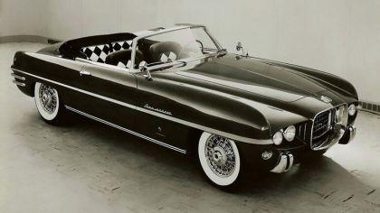 1954 Dodge Firearrow convertible concept 6