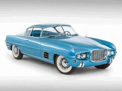 1954 Dodge Firearrow sport coupé concept 1