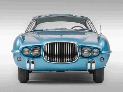 1954 Dodge Firearrow sport coupé concept 4