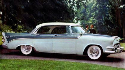 1956 Dodge Custom Royal Lancer 4-door hardtop 3
