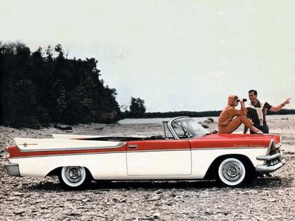 1957 Dodge Custom Royal Lancer convertible 2