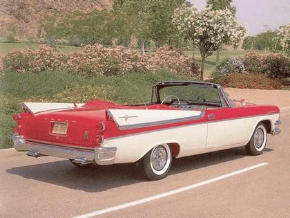 1957 Dodge Custom Royal Lancer convertible 3