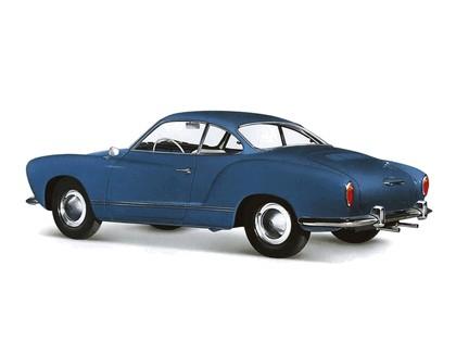1955 Volkswagen Karmann 2