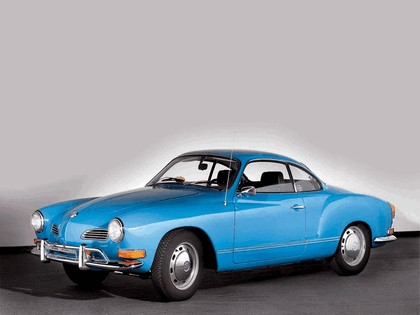 1955 Volkswagen Karmann 4
