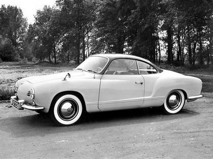 1955 Volkswagen Karmann 6