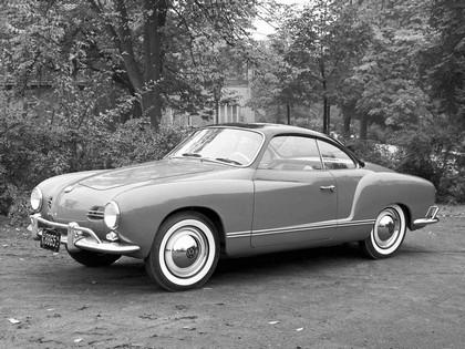 1955 Volkswagen Karmann 7