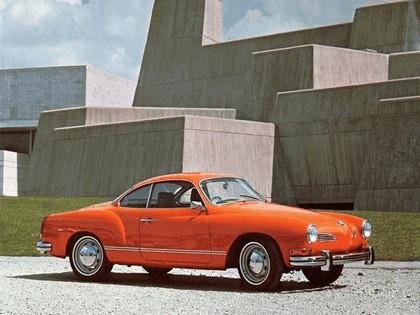 1955 Volkswagen Karmann 9
