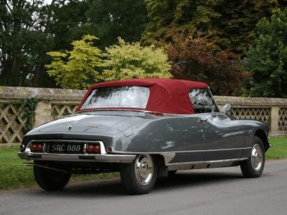 1965 Citroen DS21 Cabriolet 3