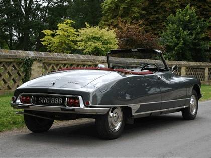 1965 Citroën DS21 Cabriolet 4