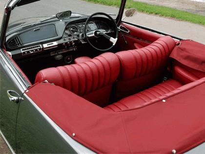 1965 Citroen DS21 Cabriolet 6