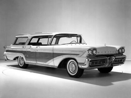 1958 Mercury Colony Park 1