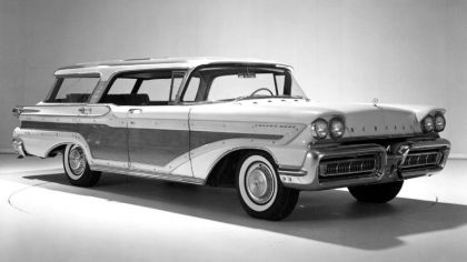 1958 Mercury Colony Park 9