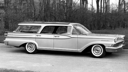 1959 Mercury Commuter Country Cruiser 6