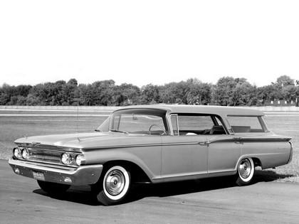 1960 Mercury Commuter Country Cruiser 1
