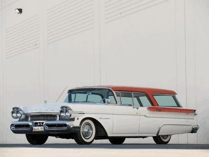1957 Mercury Commuter station wagon 1