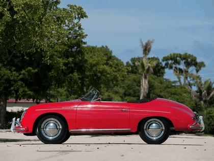 1956 Porsche 356A 1600 De Luxe Speedster 2